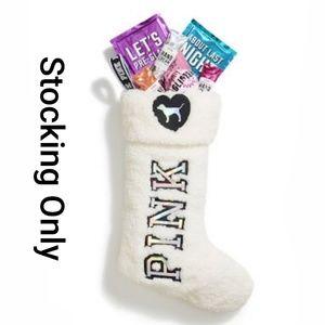🎅 PINK Victoria Secret Stocking 🎄